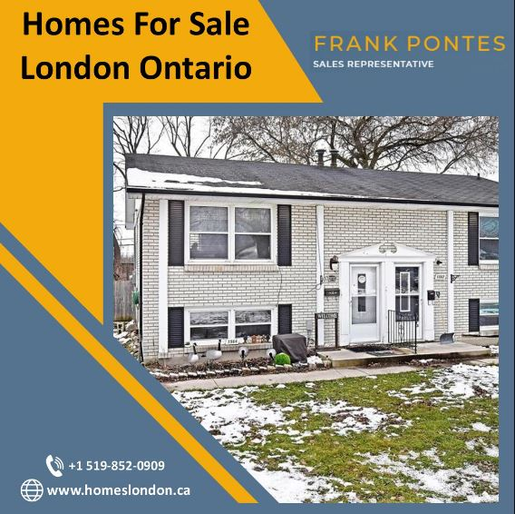 Homes for sale London Ontario