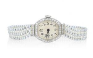 deco ladies wristwatch
