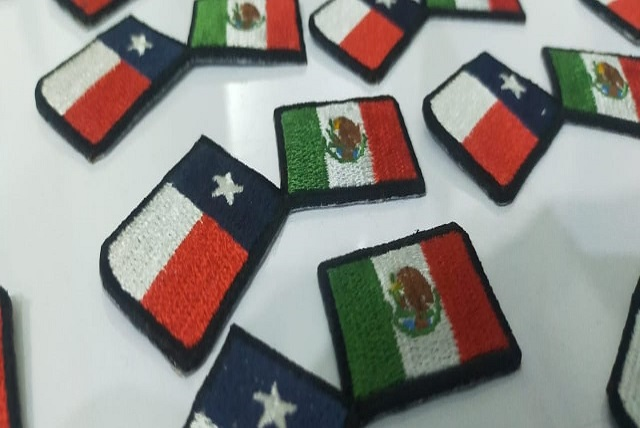 high-quality custom patches