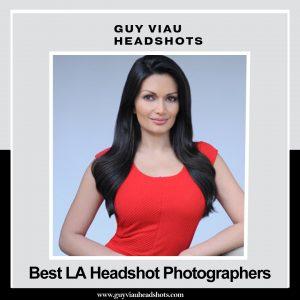 professional headshot photographer in Los Angeles
