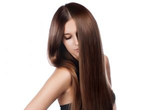 Brazilian blowout hair straightening services
