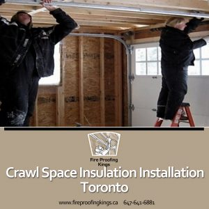 any attic insulation with blown-in GTA
