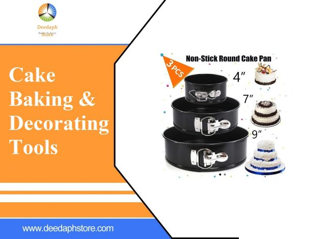 Buy Cake Baking And Decorating Tools - Superchapter